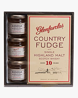 Glenfarclas Whisky Fudge & Preserves