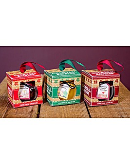 Cottage Delight 3pk Preserve Baubles