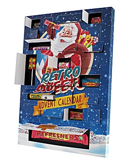 Personalised Sweets Advent Calendar