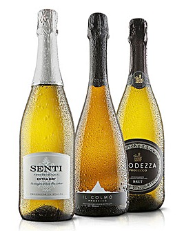 Virgin Wines Prosecco Trio