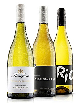 Virgin Wines Essential White Triple Pack