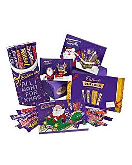 Cadbury Christmas Gifting Selection