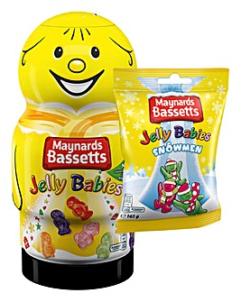 Jelly Babies Gift Set