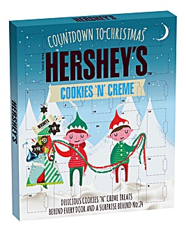 Hershey Cookies & Cream Advent Calendar