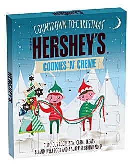 Hershey Cookies & Creme Advent Calendar