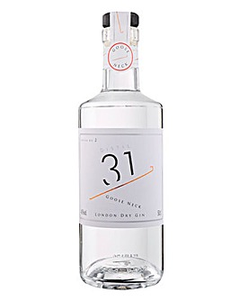Distillery 31 Goose Neck Dry Gin
