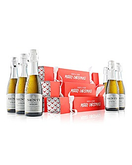 Virgin Wines 6pk Prosecco Crackers
