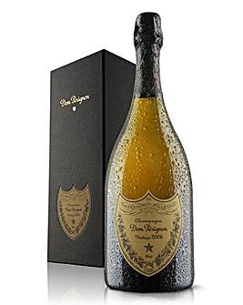 Dom Perrignon Champagne In Gift Box