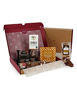 Chocoholics Letterbox Hamper
