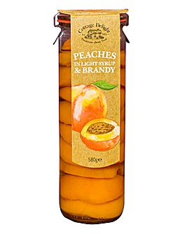 Cottage Delight Peaches in Brandy