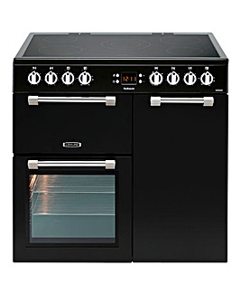 Lesiure 90cm Ceramic Range Cooker Black