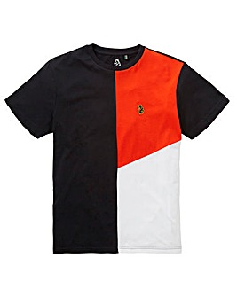 Luke Sport Black Mix Hoy T-Shirt R