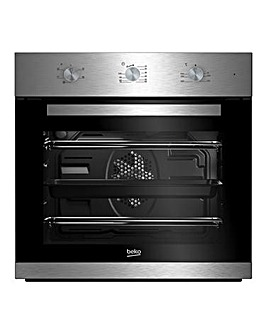 Beko Built in Single Electric fan oven