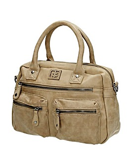 Enrico Benetti Jura Faux Leather Handbag