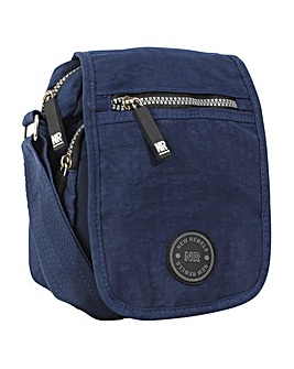 New Rebels Crossbody Crinkle Casual