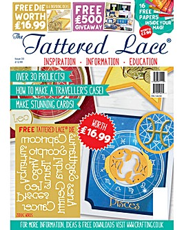 Tattered Lace Magazine Issue 33