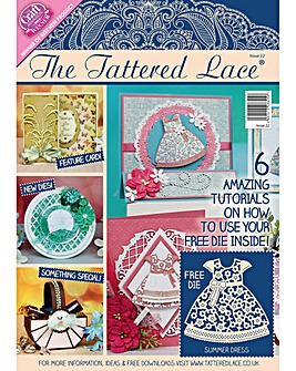 Tattered Lace Magazine Issue 22