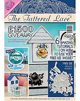 Tattered Lace Magazine Issue 25