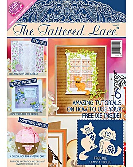 Tattered Lace Magazine Issue 19