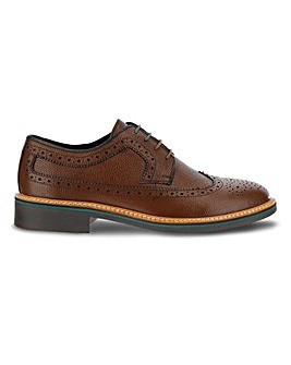 Joe Browns Contrast Detail Brogue Shoe