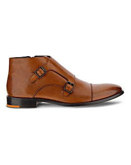 Joe Browns Leather Monk Boot