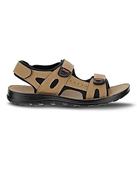 Cushion Walk Trekker Sandal Standard Fit