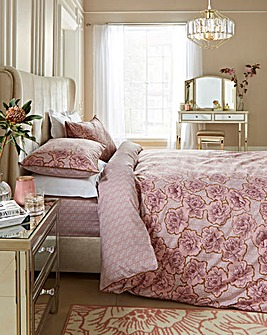 Bailey Floral Printed Duvet Cover Set