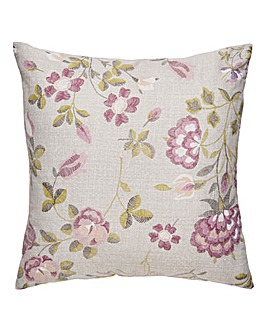 Secret Garden Square Cushion