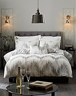Quartz Jacquard Duvet Cover Set