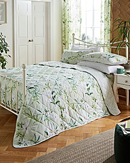 Florence Floral Throw