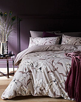 Penelope Printed Reversible Duvet Set
