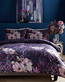 Carina Cotton Digital Print Duvet Cover Set
