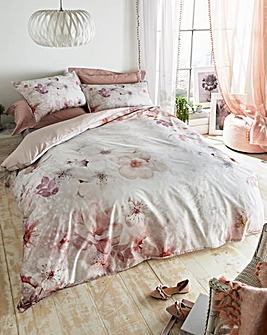 Elise Cotton Duvet Cover Set