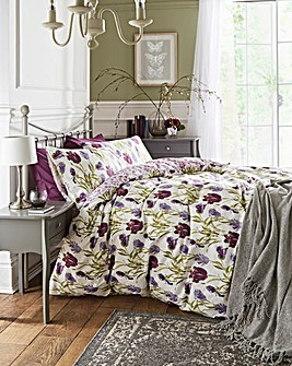 Vantona Tulipa 180 TC Duvet Cover Set