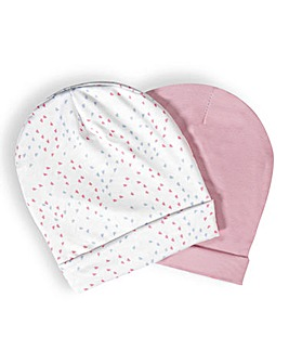 Aden & Anais Baby Girl Pack of Two Hats