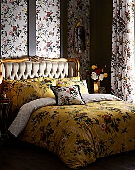 Oasis Leighton Cotton Duvet Cover Set