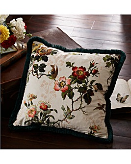 Oasis Leighton Velvet Cushion