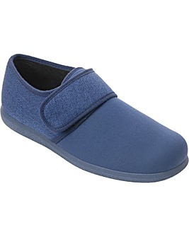 Cosyfeet James Extra Roomy (3H Width) Men's Fabric Shoes