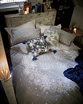 Silent night Duvet Cover Set