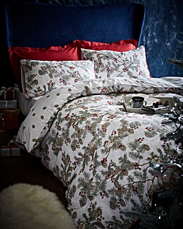 Snowbirds Duvet Cover Set