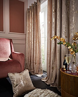 Margot Thermal Interlined Eyelet Curtain