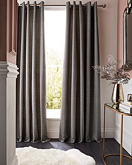 Pendleton Lined Eyelet Curtain