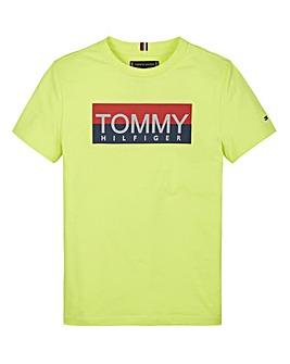 Tommy Hilfiger Boys Reflective T-Shirt