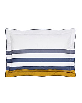 Joules Galley Stripe Oxford Pillow Case