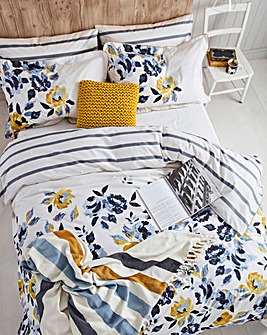 Joules Galley Grade Floral Duvet Set
