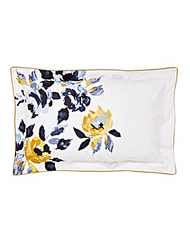Joules Galley Floral Oxford Pillow Case