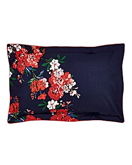 Joules Beau Floral Oxford Pillow Case