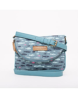 BRAKEBURN FISH ROO POUCH BAG