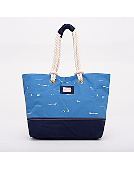 BRAKEBURN SWIMMERS BEACH BAG