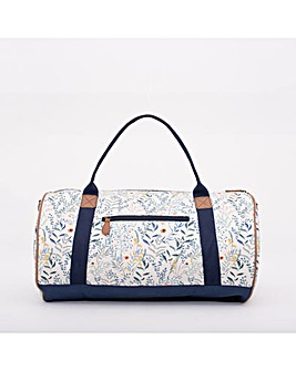 BRAKEBURN BOTANICAL DUFFLE BAG